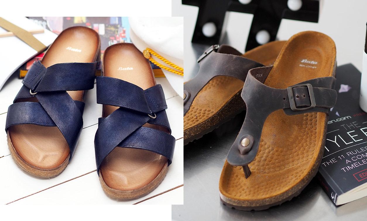 8753ee9cbcc77 A radiť v tomto prípade so stylingom je ako nosiť drevo do lesa. Sandále sa  (okrem formálnych oblekov) dajú nosiť úplne ku všetkému.